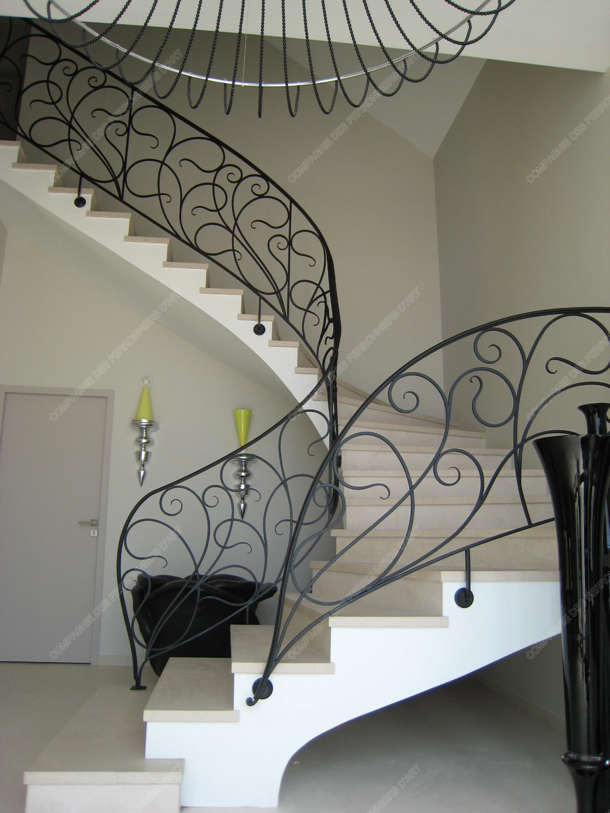 Rampes Design moderne