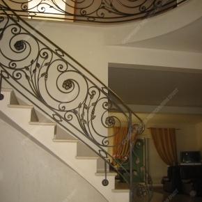 rampes d 39 escalier en fer forg style classique mod le. Black Bedroom Furniture Sets. Home Design Ideas